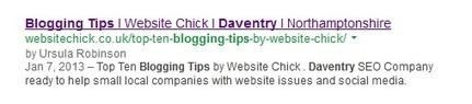 Maintaining Your Blog Let's Get Blogging! | Blogging | Scoop.it