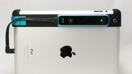Structure Sensor: 3D scanning and augmented reality for iPad | Bring back UK Design & Technology | Scoop.it