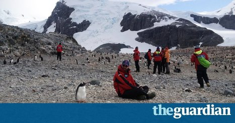 Antarctica's tourism industry is designed to prevent damage, but can it last? | Antarctica | Scoop.it
