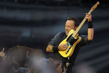 TW Classic : Springsteen reste le boss - le Vif | Bruce Springsteen | Scoop.it