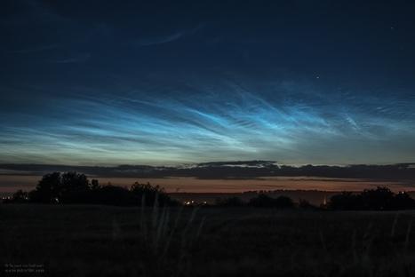 nuages #noctulescents en #Lorraine | Arctique et Antarctique | Scoop.it