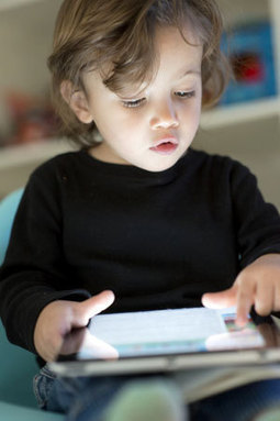 Engaging with Ebooks Can Aid Children's Literacy, Study Finds - The Digital Shift | learning and reading styles | Scoop.it