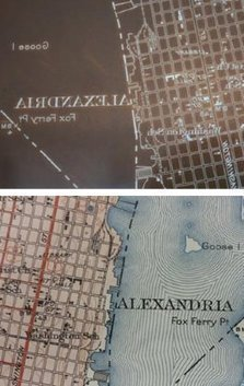 USGS Map Engravings for Sale This Summer - GIS Lounge | Modern Cartographer | Scoop.it