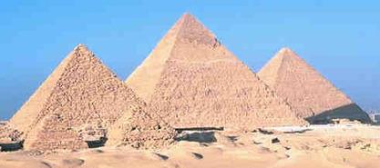 Pirámides | CONSTRUYE UNA MAQUETA A ESCALA DE LAS PIRAMIDES DE EGIPTO | Scoop.it