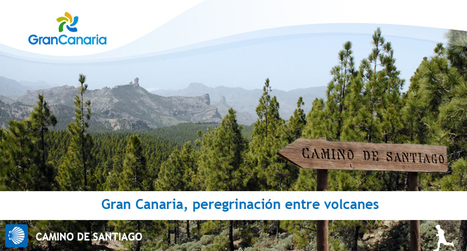 Gran Canaria: Peregrinación entre volcanes: Etapa 2: Tunte – Llanos del Garañón - Cruz de Tejeda | Fuera del aula | Scoop.it