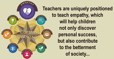 Empathy in Action: How Teachers Prepare Future Citizens | Empathy and Education | Scoop.it