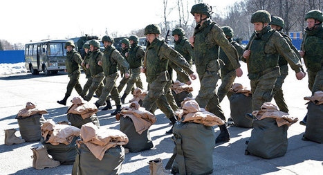 Russian bomb squad to fly to Syria for demining Aleppo | Geopolitics, Security | Scoop.it