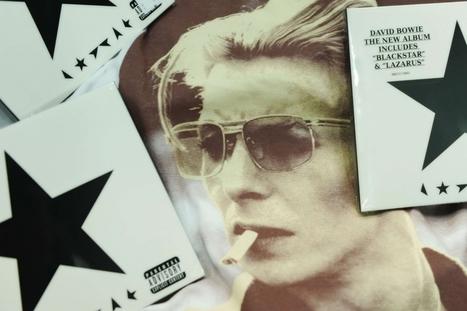 David Bowie domine les charts du monde entier | Arts et Culture | Scoop.it
