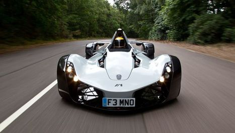 BAC Mono - Single-Seat Sports Car Which Might Fit In Your Private Jet - ForbesLife | Nerd Vittles Daily Dump | Scoop.it