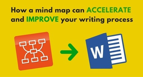 How a mind map can accelerate and improve your writing process | Medic'All Maps | Scoop.it