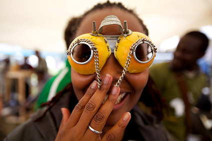 Maker Faire Johannesburg: A Beacon of Hope for Africa? | Inside3DP.com | Peer2Politics | Scoop.it