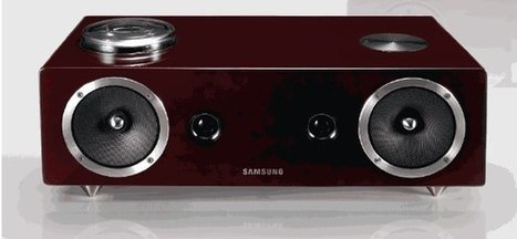 New Samsung audio docks support both iPhone and Galaxy S | Technology and Gadgets | Scoop.it