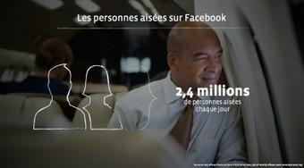 12% des utilisateurs de Facebook sont des 'personnes aisées' | toute l'info sur Facebook | Scoop.it