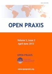 ICDE » Open Praxis volume 5 issue 2 published | Educación a Distancia (EaD) | Scoop.it