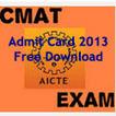 CMAT Exam Adimit Card 2013 Hall Ticket Download www.aicte-cmat.in | Best Students Portal | students9 | Scoop.it