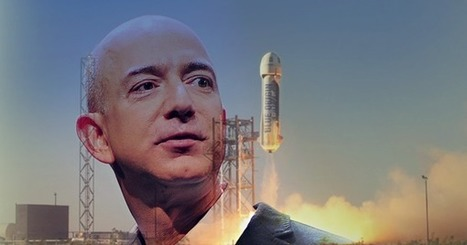Jeff Bezos Just Revealed His Ambitious Plan For Colonizing Our Solar System | STEM Connections | Scoop.it