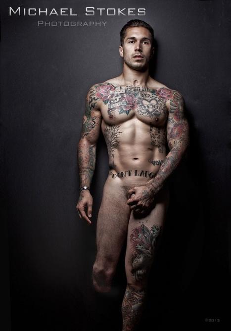 Il modello Alex Minsky ci casca: le foto di nudo finiscono in rete! - JHP by Jimi Paradise™ | QUEERWORLD! | Scoop.it