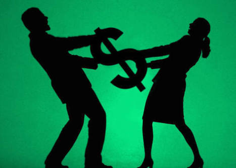 Healthy Relationships: Divorce Yourself From Money | Divorce Lawyer Virginia Beach | Scoop.it