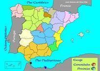 Comunidades Autónomas y provincias de España - Didactalia: material educativo   Recull diari   Scoop.it