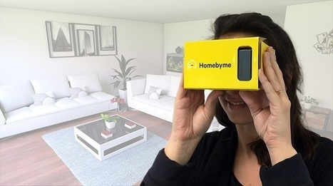 Homebyme: with Dassault Systèmes to furnish home is a game | Mondi Virtuali - Virtual Worlds | Scoop.it