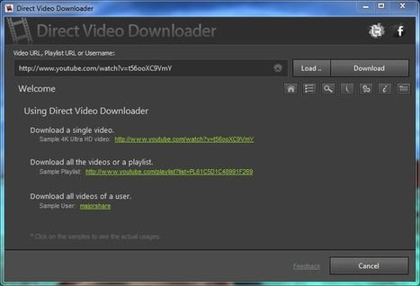 Direct Video Downloader | edición de vídeo | Scoop.it