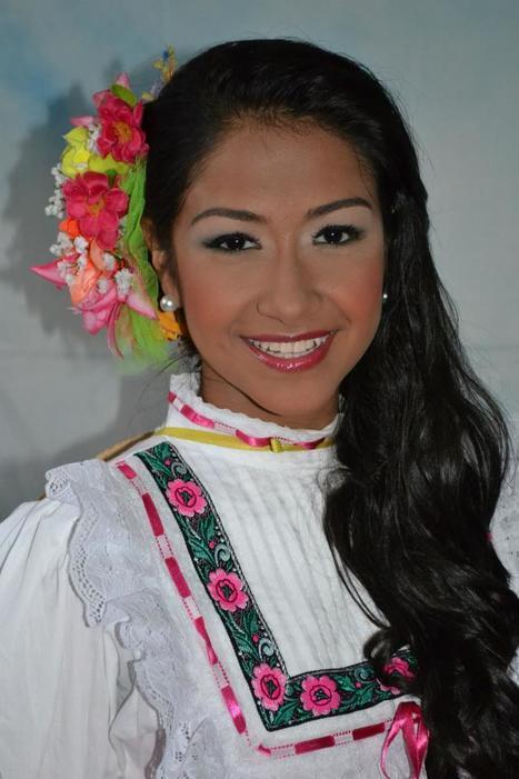 Ángela Patricia Barrios Trilleras Señorita Comuna 4 Reinado Municipal Del Folclor 2013 | Escuela y Agencia de Modelaje Fitness y Models | Scoop.it