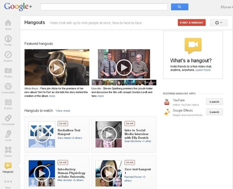 6 Quick Steps to Get Started with Google+ - iLibrarian | Better know and better use Social Media today (facebook, twitter...) | Scoop.it