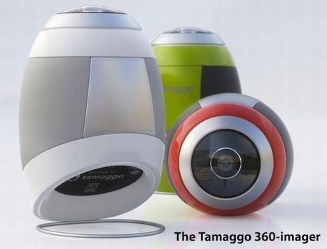 Tamaggo 360° imager | Photography Gear News | Scoop.it