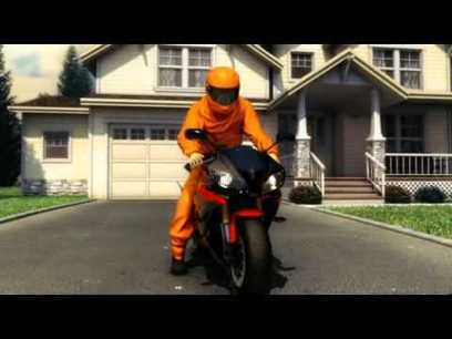 Safety Sphere - Ultimate motorcycle airbag suit - YouTube | Heath, Safety and Me | Scoop.it