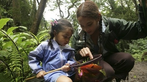 Why Kids Need Nature | Edu Ideas to Share | Scoop.it
