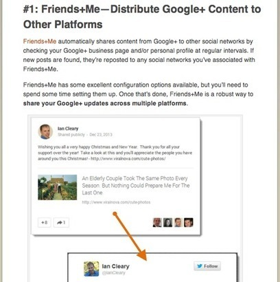 Essential Google+ Marketing Resource: A Complete Guide | réseaux sociaux | Scoop.it