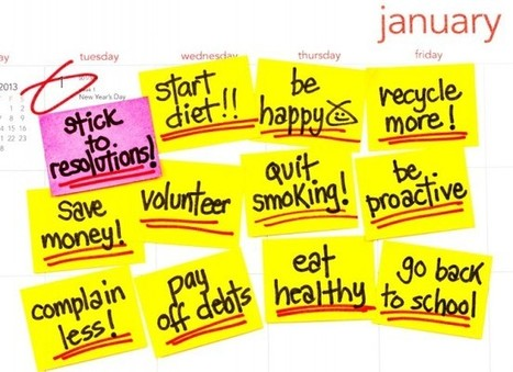 10 New Year's Resolutions for the Servant Leader - Great Leaders Serve | Mediocre Me | Scoop.it