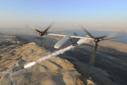 Bell Helicopter Unveils New Tilt-Rotor Drone Concept - Blog | Helicopters | Scoop.it