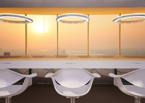 Telepresence Room | Office Environments Of The Future | Scoop.it