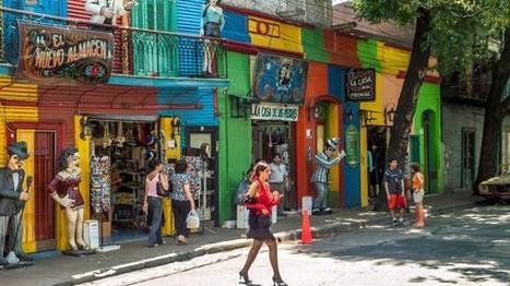 Por qué los extranjeros eligen la Argentina para estudiar español | Las TIC en el aula de ELE | Scoop.it