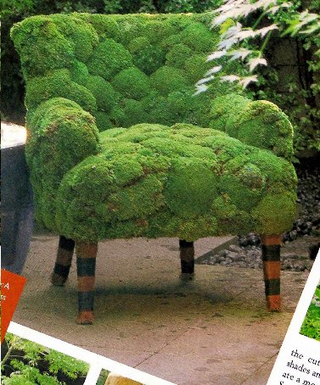 Moss Acres: #12   Nature as a substrate:  art and craftwork   Scoop.it