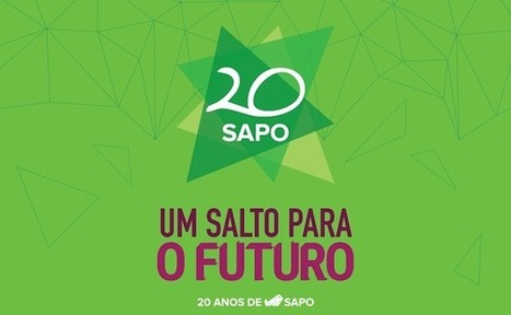 O SAPO faz 20 anos | Tudo o resto | Scoop.it