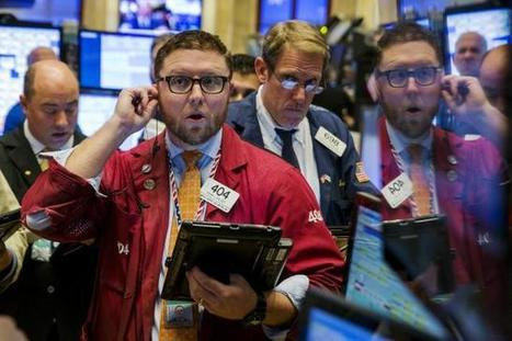 Techs lead Wall St. higher; S&P 500 erases 2015 loss - Reuters | stock market | Scoop.it