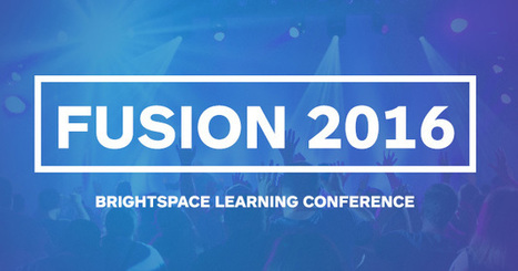 "Fusion 2016 - July 18-19 | Washington, D.C. | Marriott Marquis | e-Quality (""Quality"" in Online Learning) 