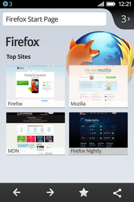 Mozilla to developers: Come build apps for Firefox OS! | Current Updates | Scoop.it