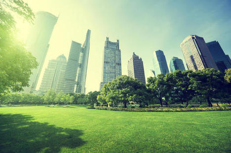 Green tech: The most eco-friendly cities in the world | Giving Some Love to the City | Scoop.it