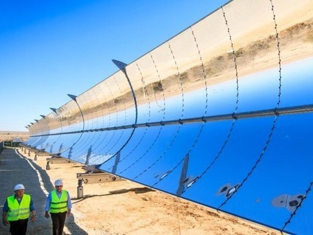 Israeli solar power plant to generate electricity day and night | Green Prophet | Five Regions of the Future | Scoop.it