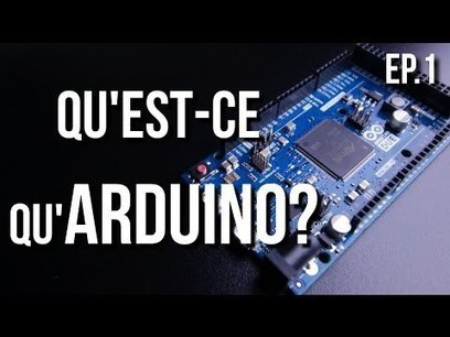 Tutoriels Arduino - Chaine U=RI - YouTube | La technologie au collège | Scoop.it