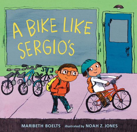 A Bike Like Sergio's: Review and Giveaway! | Life as a Teacher | Scoop.it