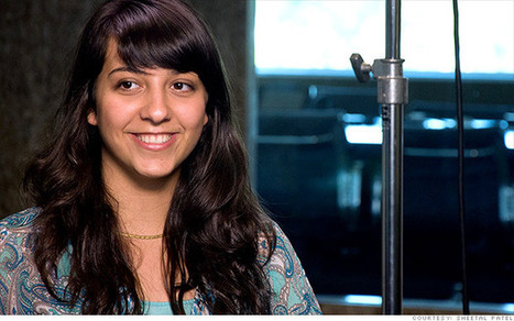 Young women raise big bucks for startups - CNNMoney | MadSmarts | Scoop.it