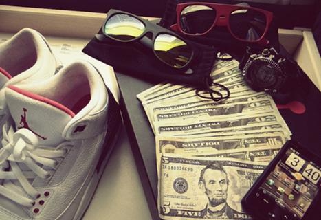 Comment la cote d'une basket est-elle définie ? | sneakers-addicted | Scoop.it