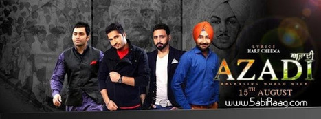 Azadi - Brand New Punjabi Song Coming Soon - 5abi Raag | 5th Kabaddi World Cup 2014 – December 6 to December 20 | Scoop.it
