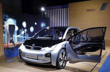 BMW lance lundi sa première voiture électrique | great buzzness | Scoop.it