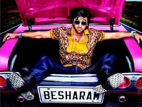 Besharam Movie Official Trailer, Star Cast And Release Date | Youth Drum >> Drumming Out Lout | Scoop.it