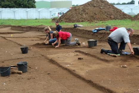 Un site préhistorique exceptionnel mis au jour - Hebdo Sèvre Maine | Mégalithismes | Scoop.it